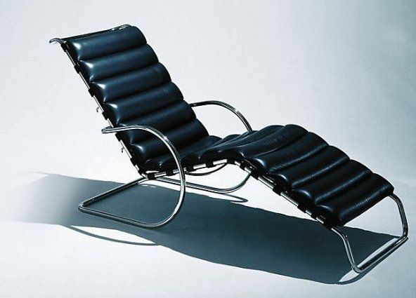 MR Adjustable Chaise Lounge.